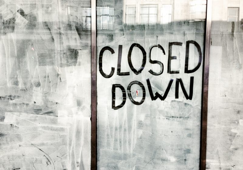 End Of Business Cycle: How To Avoid Losing Everything When You Shut Up Shop!