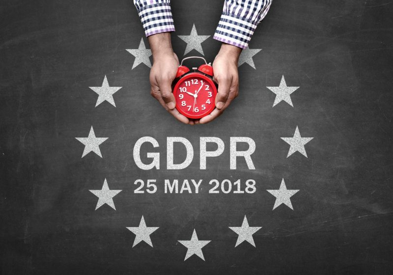 Running an SME? Five steps to prepare for GDPR